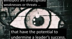 The 3 Deadly Blind Spots Executive Leaders Must Avoid!