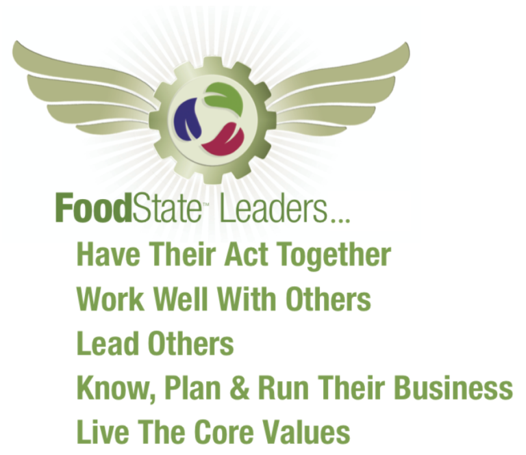 To Create Big Change, Start Small: Leadership Development @MegaFood